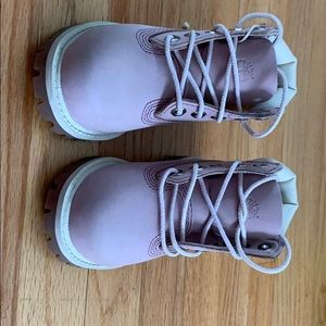 Timberland Toddler Boots Lilac Color
